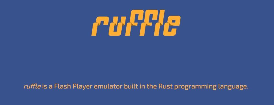 программа ruffle альтернатива adobe flash player